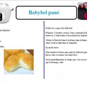 Babybel Pané