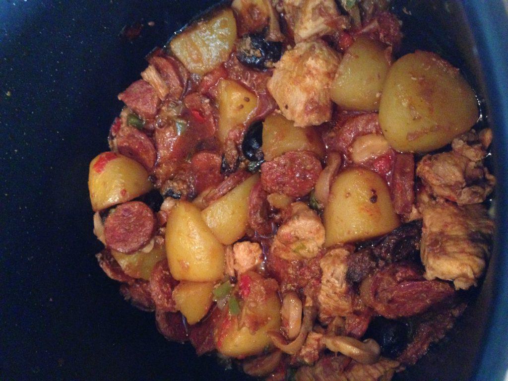 Filet mignon de porc à l'Andalouse | Recettes Cookeo