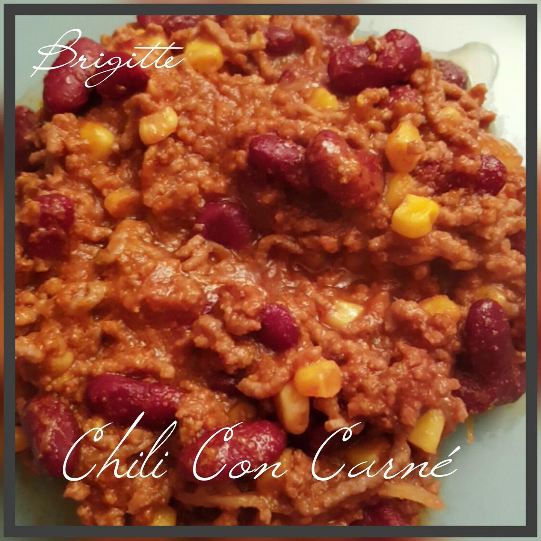 Chili con carne ma fa on recettes cookeo - Recette chili cone carne thermomix ...