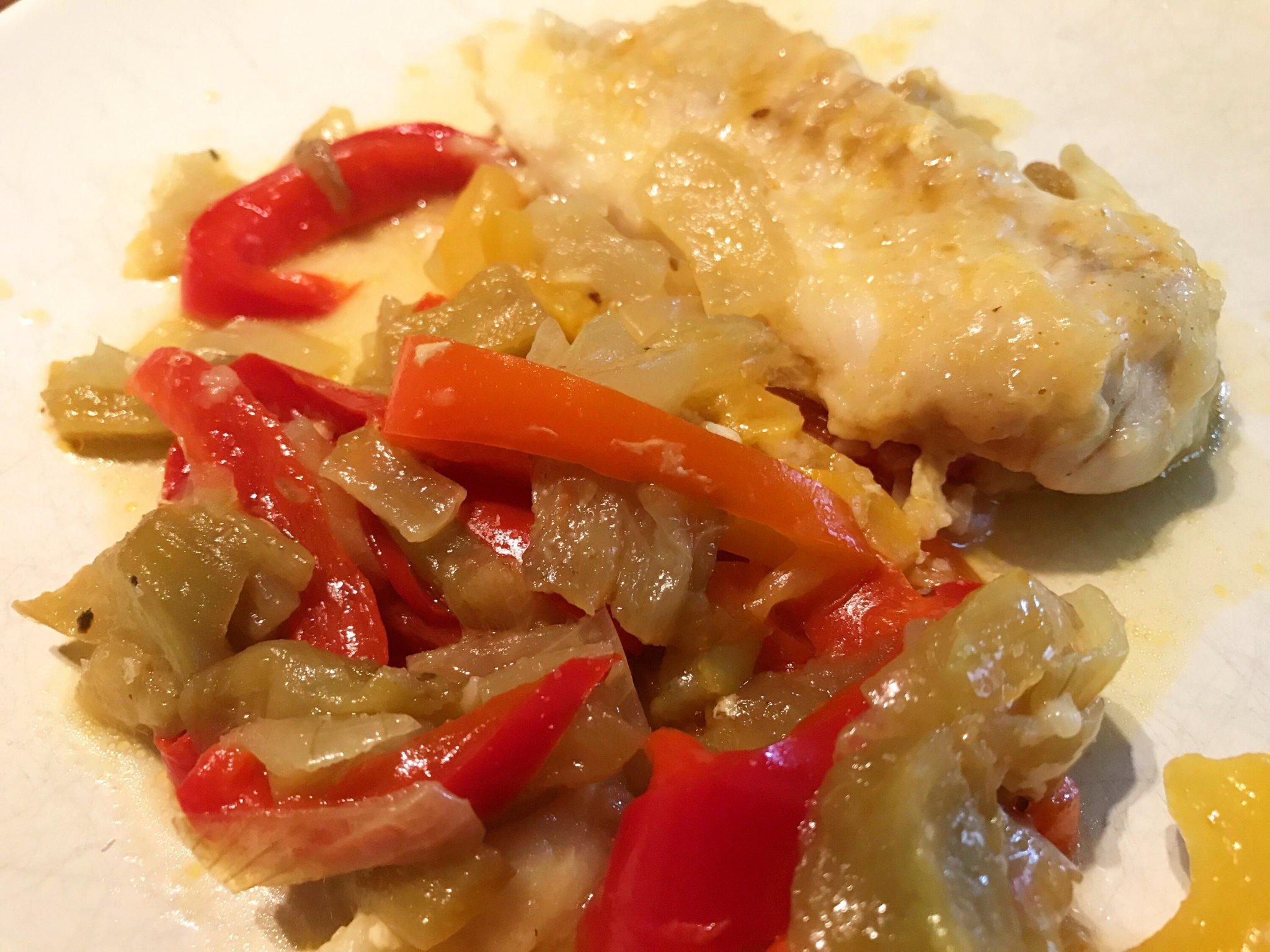 Eglefin aux epices et legumes du soleil recettes cookeo - Cuisine belge recettes du terroir ...